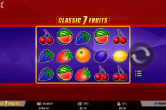 Classic 7 Fruits Slot