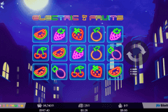 Electric 7 Fruits Slot