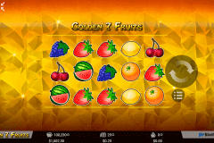 Golden 7 Fruits Slot