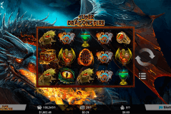 Super Dragons Fire Slot